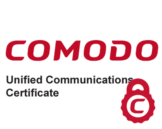 Comodo Unified Communications Certificate